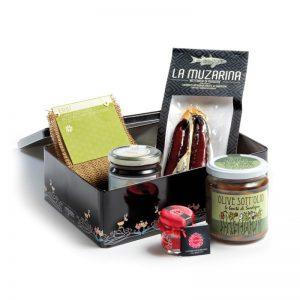 Per quando vuoi tu - Confezione regalo prodotti tipici sardi - Selezione Delphina