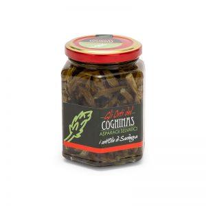 Asparagi selvatici della Sadegna - Gli orti del Coghinas - Selezione Delphina