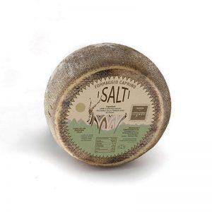 Formaggio caprino della Sardegna- I Salti - Selezione Delphina