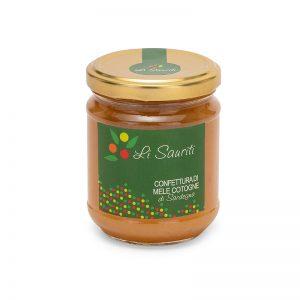 Li Sauriti confettura di mele cotogne della Sardegna - Selezione Delphina