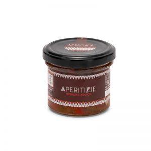 Aperitizie peperoni e arance - Composte salate e agrodolci - Selezione Delphina